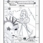 Scarabocchi JIMMY PAGE